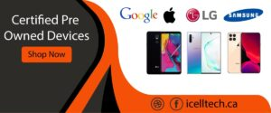Certified Preowned devices